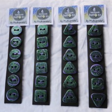 This is how your buttons will be packaged if you buy a set of 6