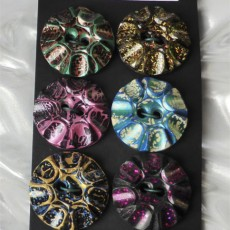 This is an example of how your buttons will be packaged.