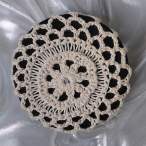 handmade textile brooch by McAnaraks